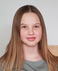 Olivia Kraus gewinnt 2. Preis