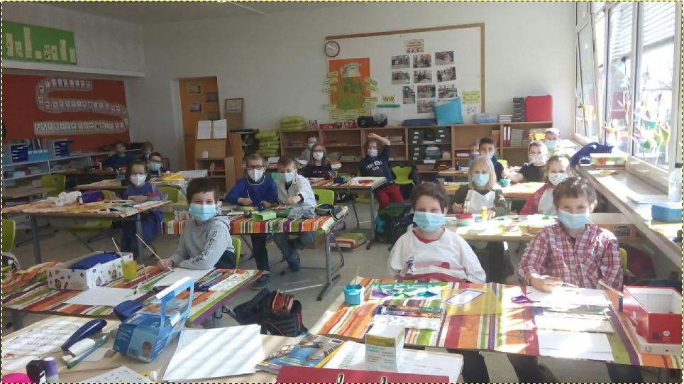Osteraktion des Schulzentrums Stetten